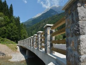 Celarjev most čez reko Kokro 2