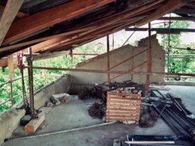 Dvig strehe 2