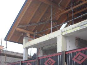 Dvig strehe 3