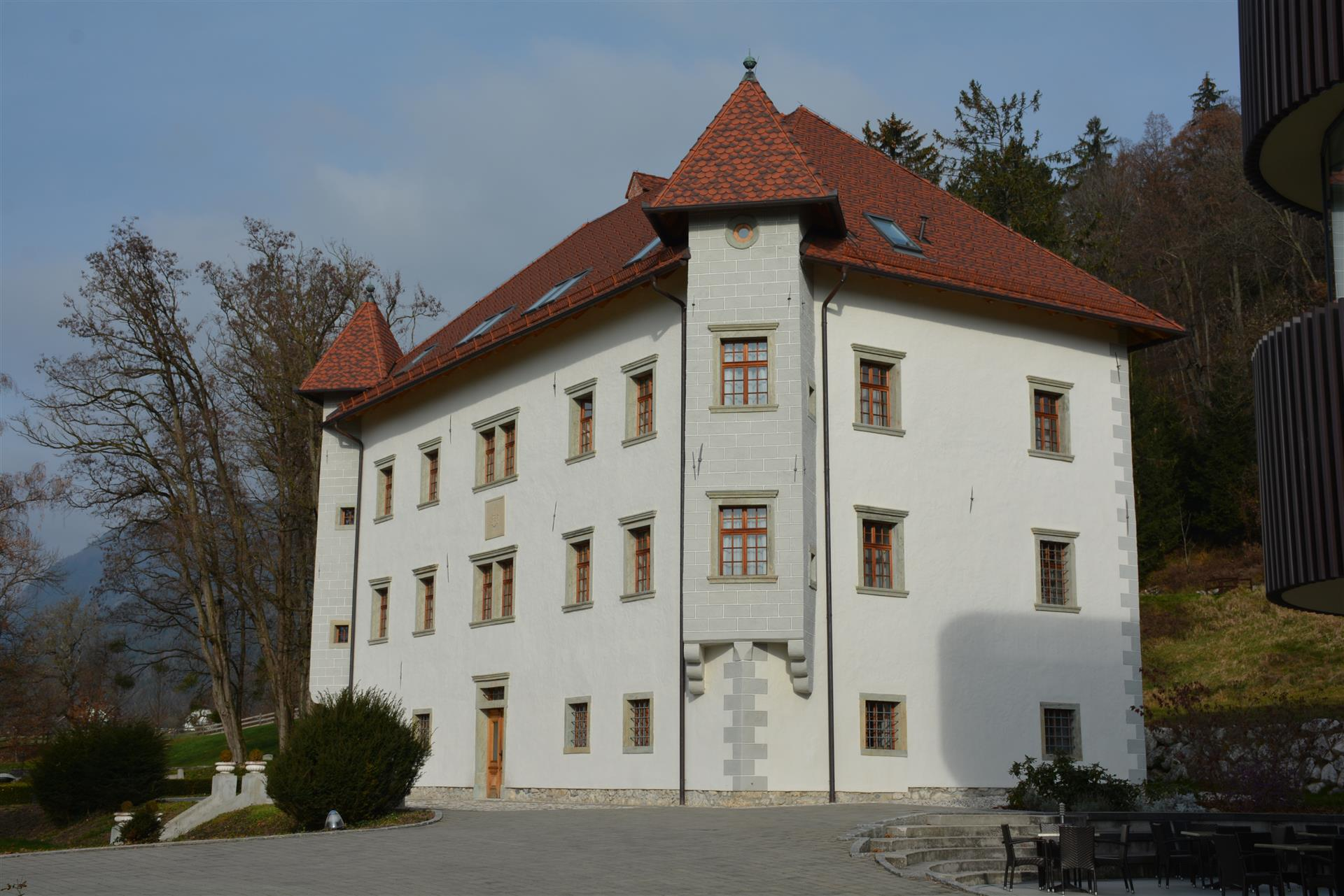Dvorec Drnča 1