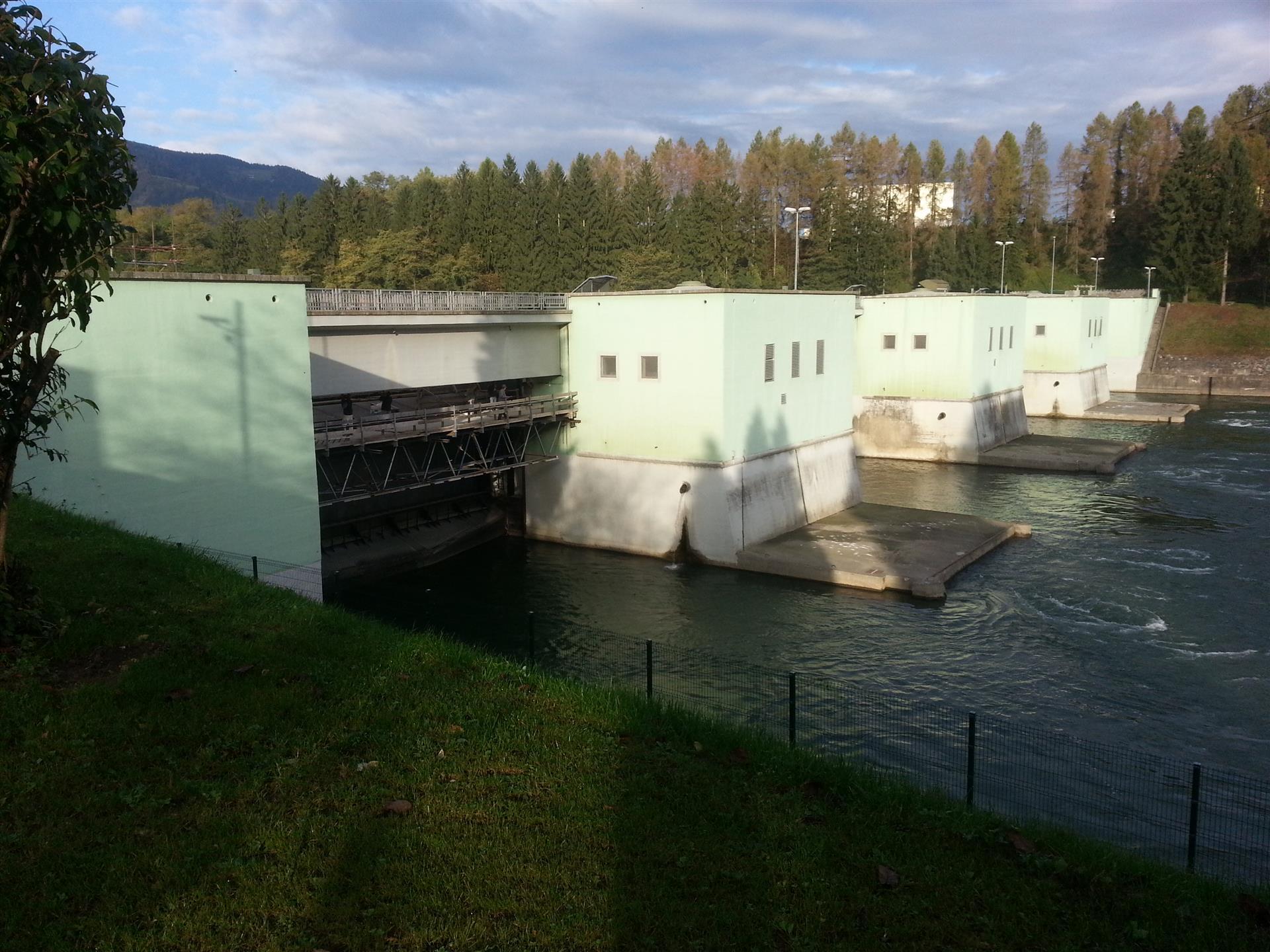 Hidroelektrarna Dravograd 1