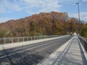 Most čez Savo v Črnučah 1