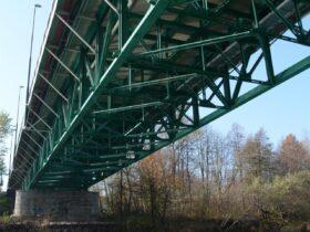 Most čez Savo v Črnučah 2
