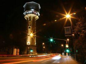 Vodovodni stolp 1